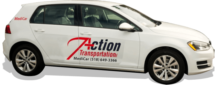 Action's transportation