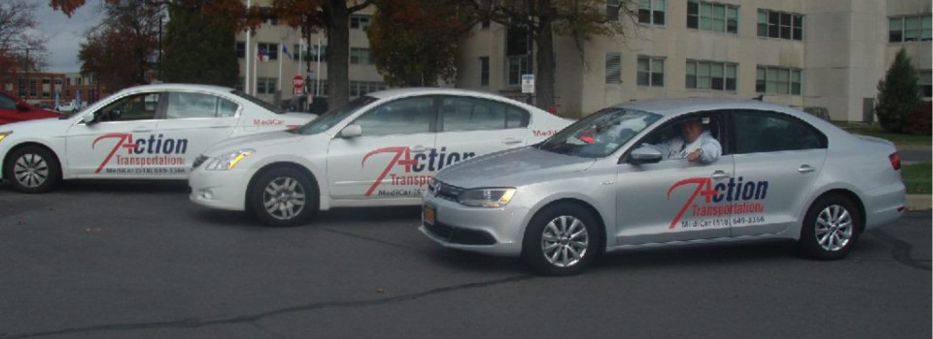 three car parking